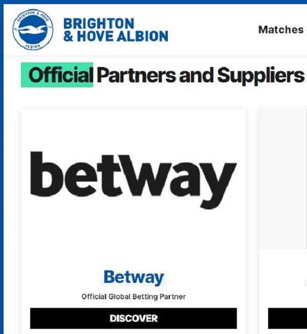 Brighton Betway