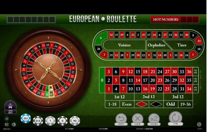 ruleta online en casinos en linea