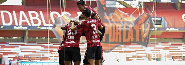 Toluca lider liga mx jornada 6