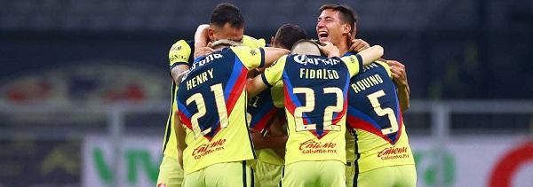 América jornada 9 Liga MX